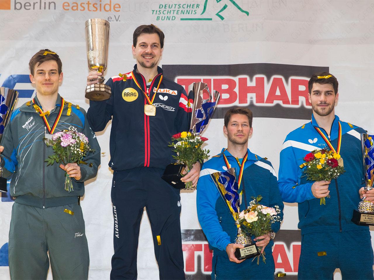 Bronzemedaille Deutsche Meisterschaften 2018 in Berlin