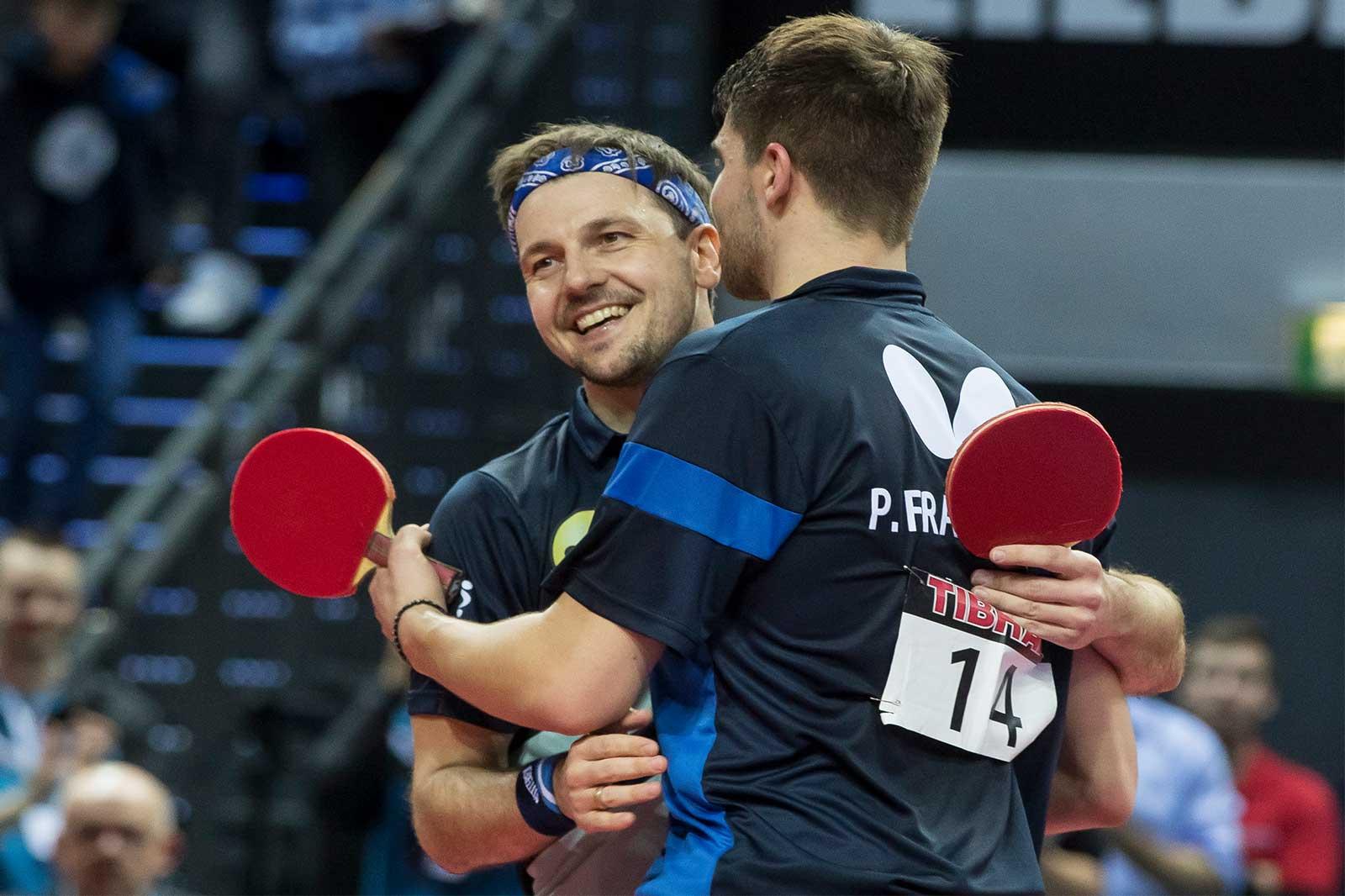 Nach Finale Einzel DM 2019 in Wetzlar (Foto: Marco Steinbrenner)