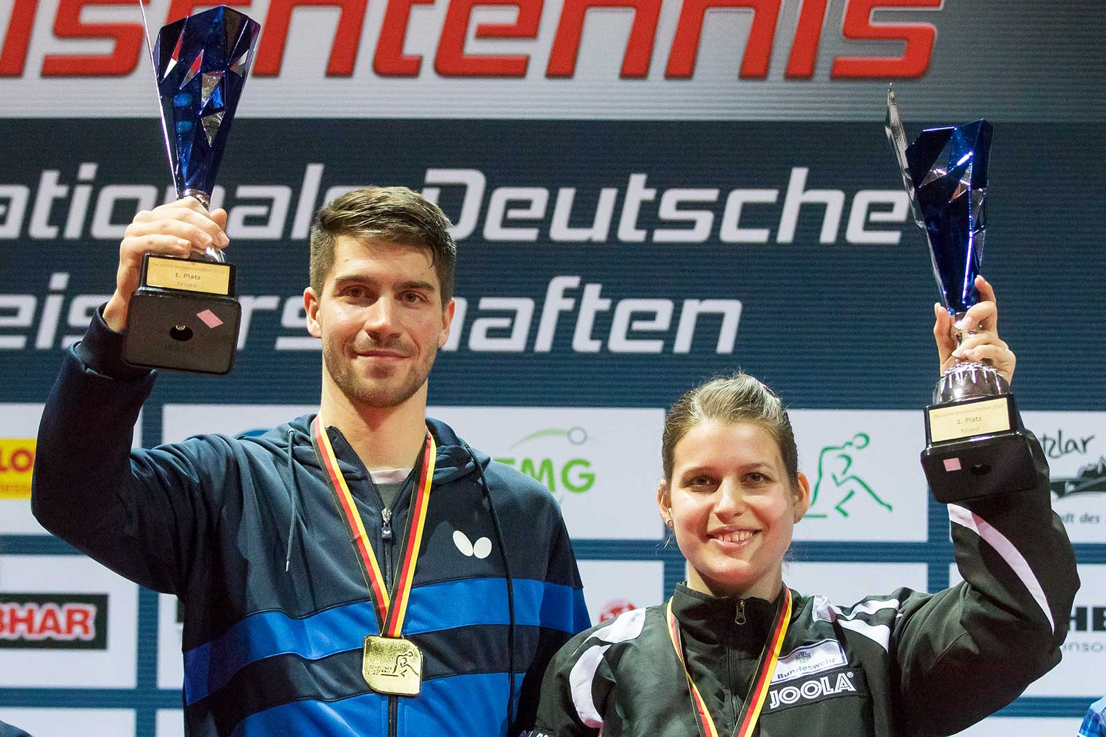 Deutscher Meister Mixed DM 2019 in Wetzlar (Foto: Marco Steinbrenner)
